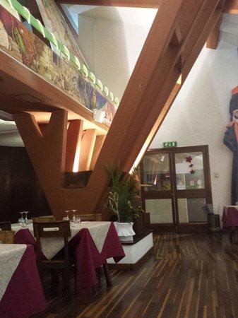 Osteria del Gambero Rosso: Architetto Michelucci