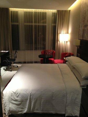 Bangkok Marriott Hotel Sukhumvit: room
