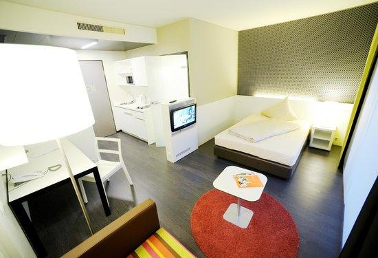 Harry's Home Hotel Graz: Studio Business
