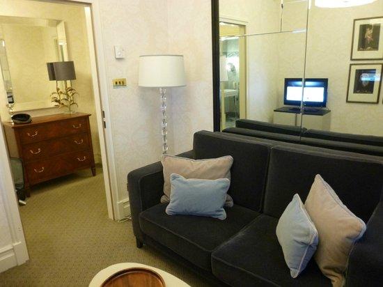 Hotel Bristol, a Luxury Collection Hotel, Warsaw: Wohnzimmer
