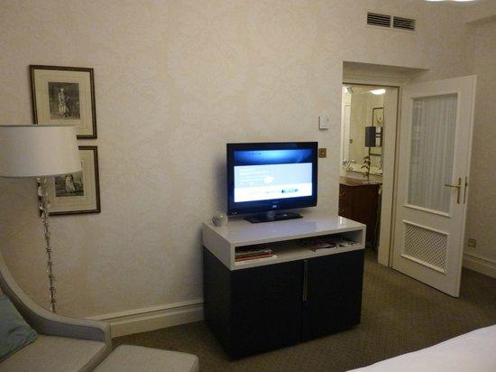Hotel Bristol, a Luxury Collection Hotel, Warsaw: Schlafzimmer