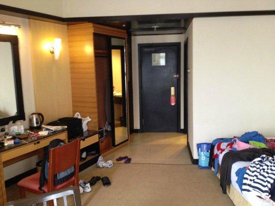 Awana Hotel: Awana room