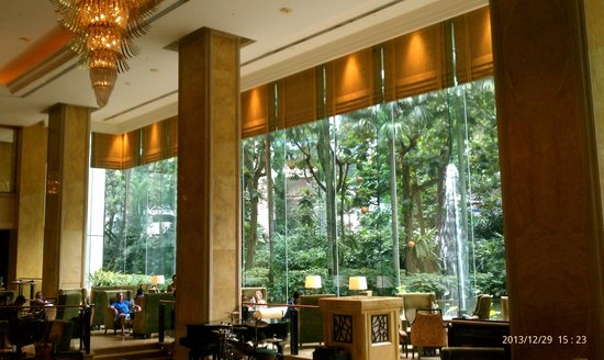 Shangri-La Hotel Kuala Lumpur: lobby area