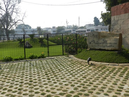 Awtar Mansion - Homestay : Outer Lawn