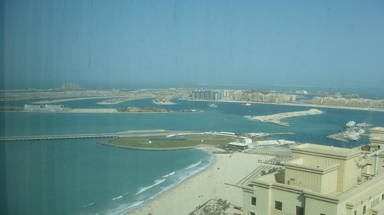 JA Oasis Beach Tower: view from room 4601
