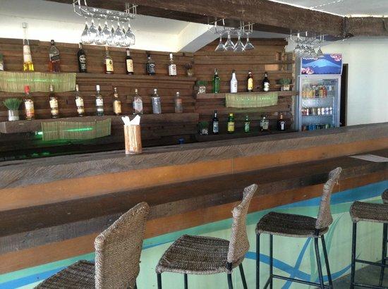 Acuaverde Beach Resort & Hotel: Bar