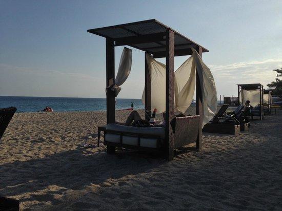 Acuaverde Beach Resort : Huts