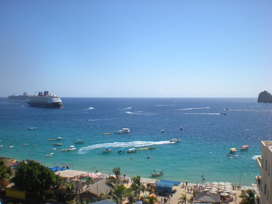 Cabo Villas Beach Resort: View from Bayview Suites
