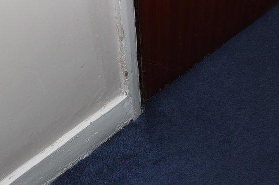 Lancaster Court Hotel: Ecke im Zimmer