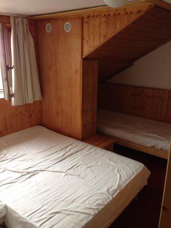 Chalet Milou : Bedroom