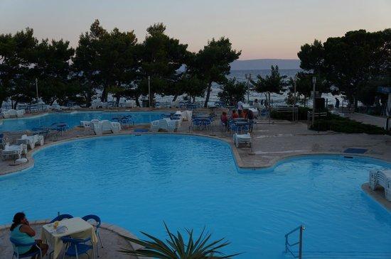 smartline Bluesun Neptun : La piscine de l'hôtel