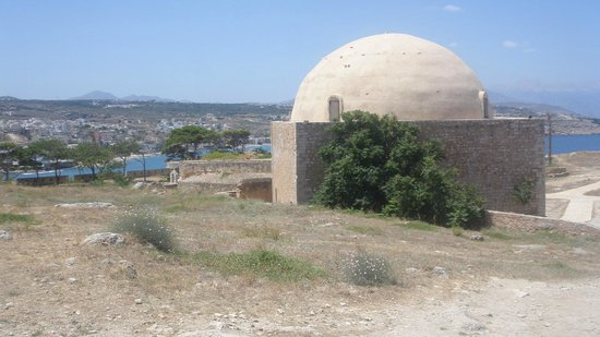 Rethymnon Old Town : Fortezza