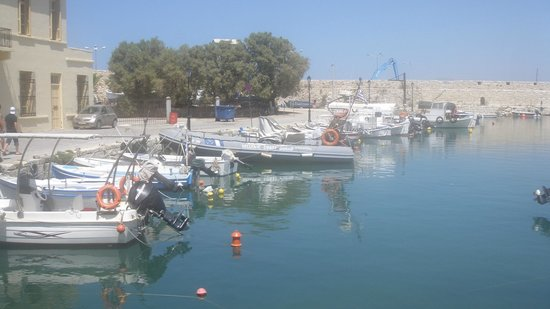 Rethymnon Old Town : Venetiaanse haven van Rethimnon
