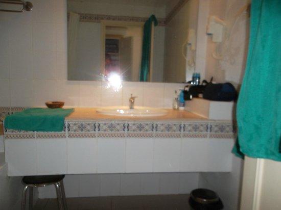 Zodiac : Salle de bain