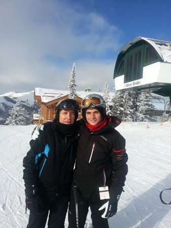 Deer Valley Resort: At the top of the mountain!