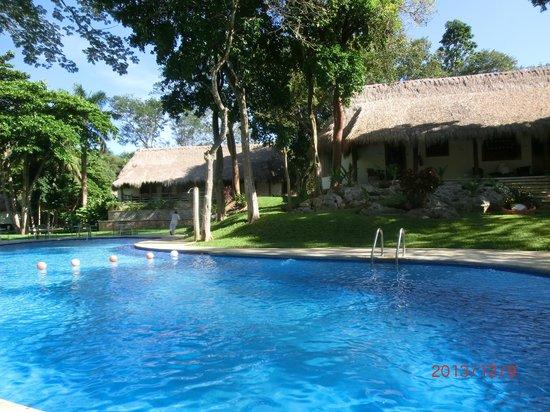 Hotel & Bungalows Mayaland: My favourite pool again