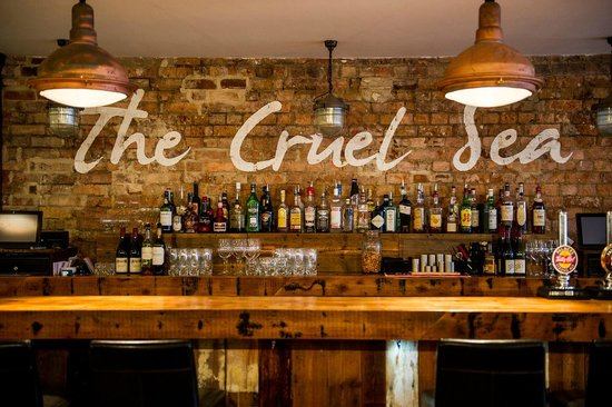 The Cruel Sea Bar