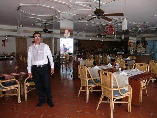 Kahramana Hotel : Il ristorante