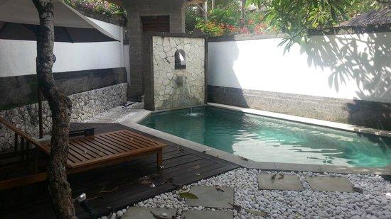 Karma Jimbaran: Pool/Courtyard