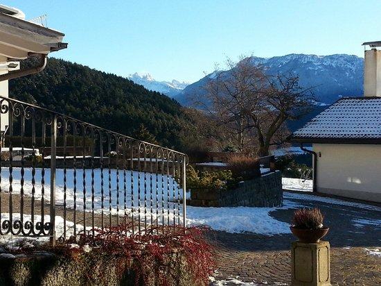 Naturhotel Wieserhof: E finalmente arrivó la neve!