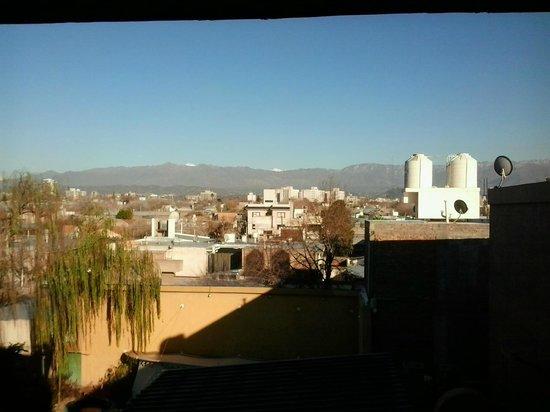 Maue apart hotel : Vista da Cidade