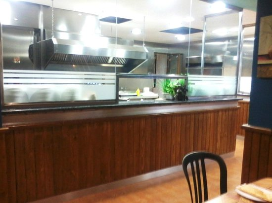 La Pasta Bistro & Grill : Kitchen