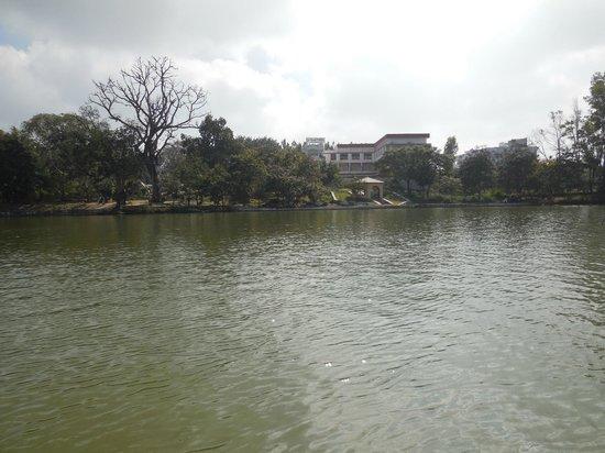Rhythms Lake View Resorts: View From Lake
