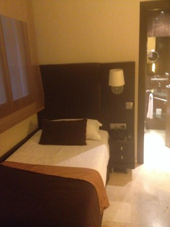 Hotel Constanza Barcelona: Single Room