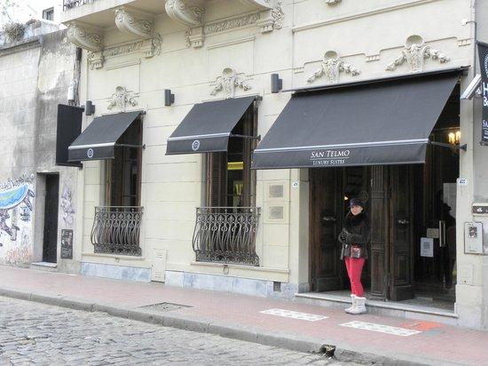 San Telmo Luxury Suites : Un lugar que supera las expectativas