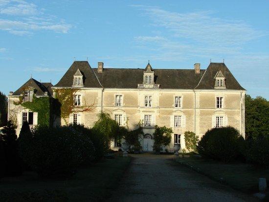 Château de Chambiers : Entrada do hotel