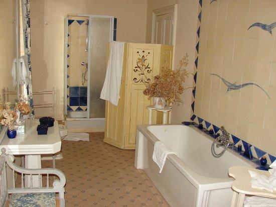 Château de Chambiers : Banheiro