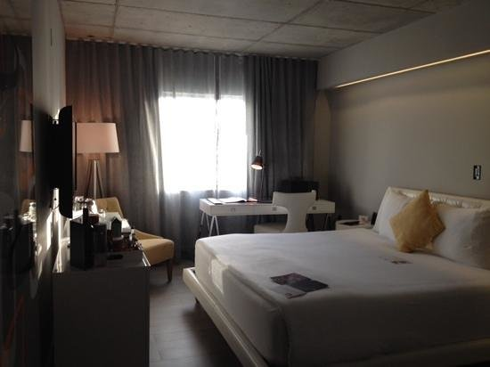 Riviera Hotel & Suites South Beach: notre chambre