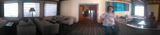 Hotel Mirador del Lago: pasillos