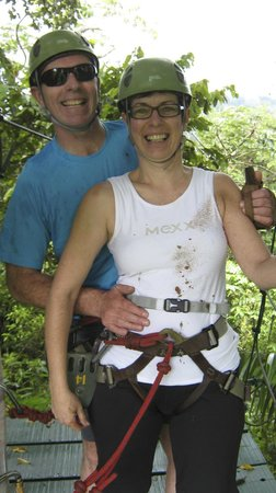 Arenal Canopy Adventure (ATHICA Canopy Tour): After all the fun!