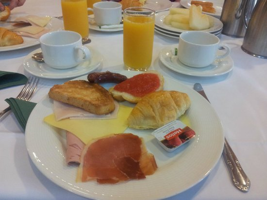Hotel IPV Palace & Spa: Desayuno