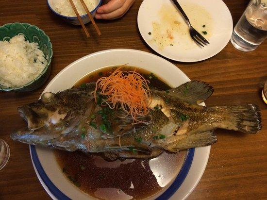 Ezo Seafoods Oyster Bar: Yummy
