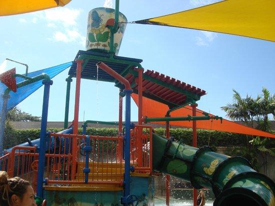 Bali Dynasty Resort : Kiddy pool