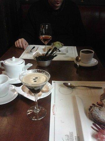 Baccano: Tè e dessert