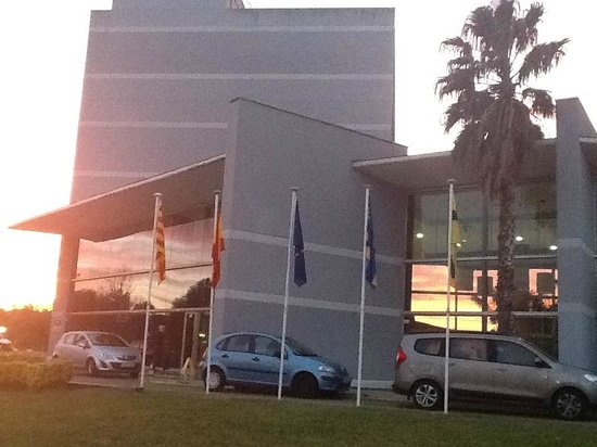 Sol Costa Daurada: ENTRÉE