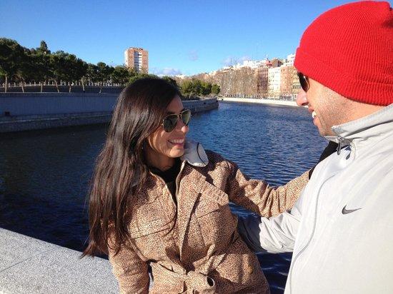 Madrid Rio : Lugar lindo!! Perfeito pra passar a tarde!