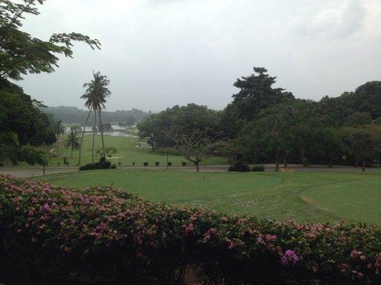 Laguna Bintan Golf Club: At a glance from the club house