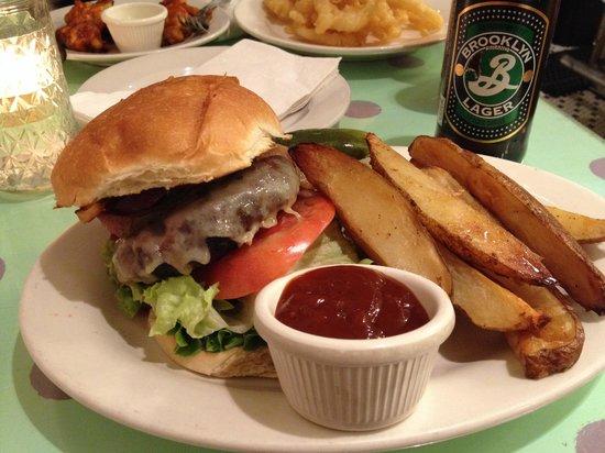 Kitchenette: A tasty burger