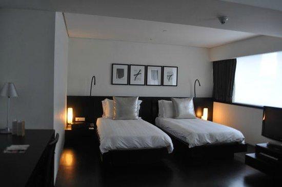 COMO Metropolitan Bangkok: habitación