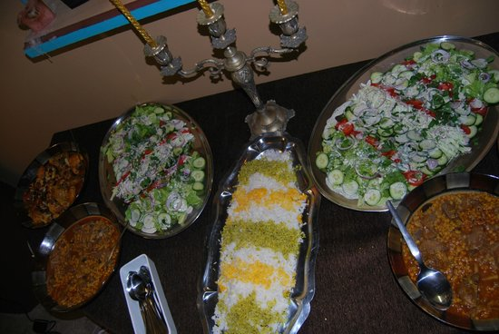 prince of persia restaurant