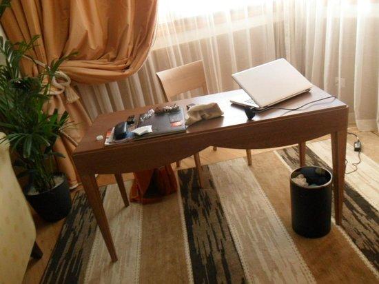 Grand Hotel Savoia: Particolare Camera