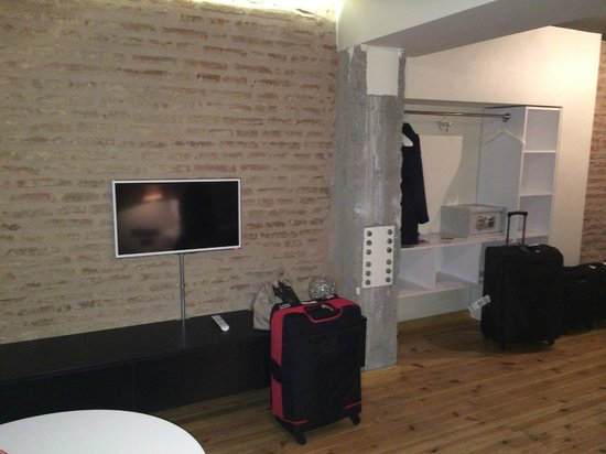 Nuru Ziya Suites: Room...