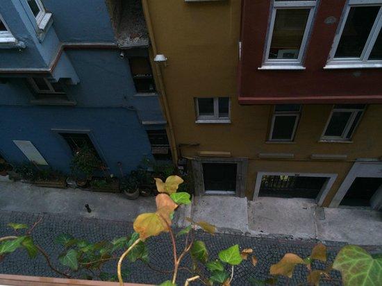 Nuru Ziya Suites : View from room