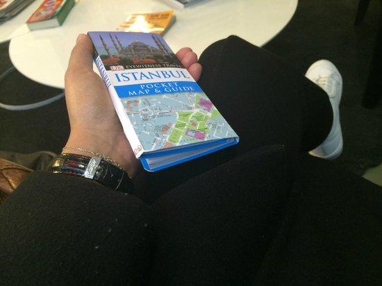 Nuru Ziya Suites : Get this guidebook!