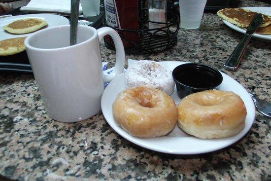 Embassy Suites Miami International Airport : Café da manhã