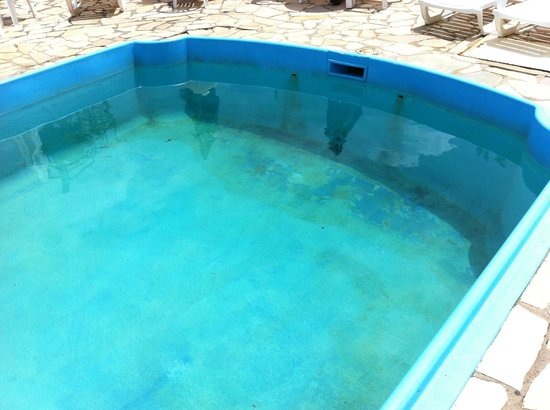 Thermas Piratuba Park Hotel : Piscina suja2